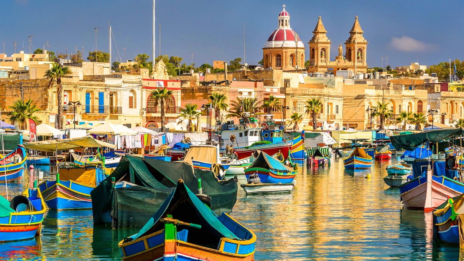 Välimeren risteilyjen tarjoamia saarikohteita