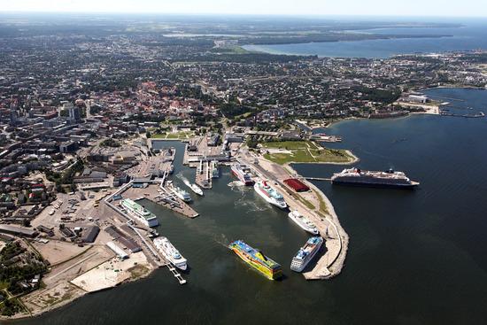 Tallinna lapsiperheiden risteilykohteena